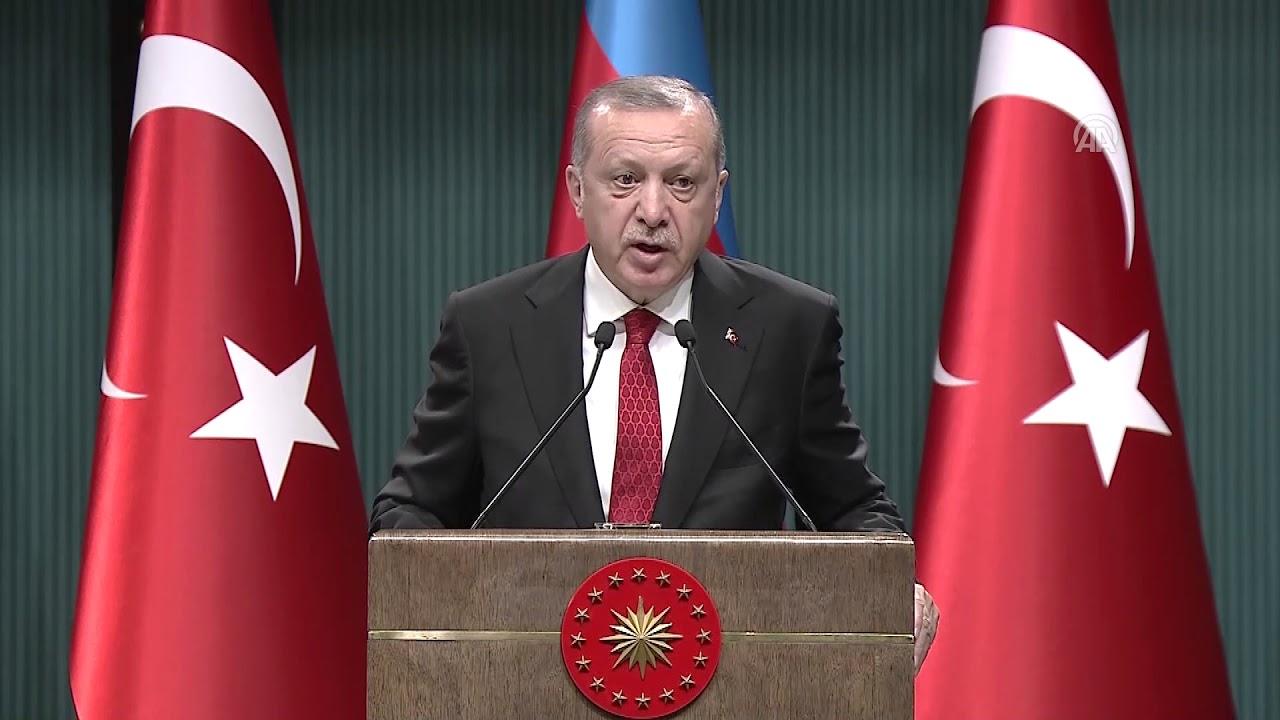 Cumhurbaşkanından Çok Konuşulacak Azerbaycan Mesajı…
