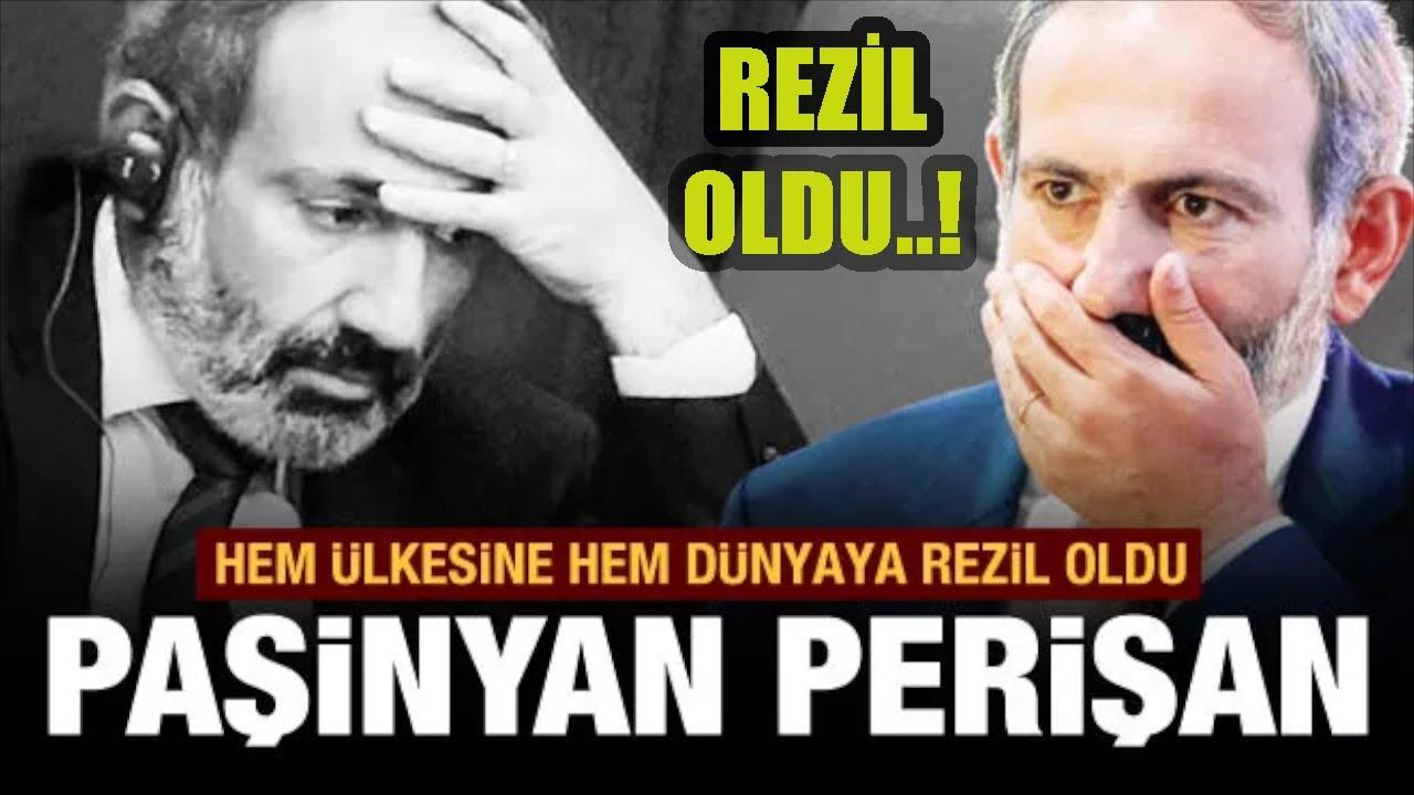 Son Dakika! Ermenistan Başbakanı Perişan Oldu…