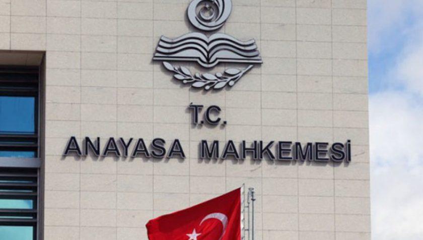Anayasa mahkemesi başvuru dilekçe örneği 2021